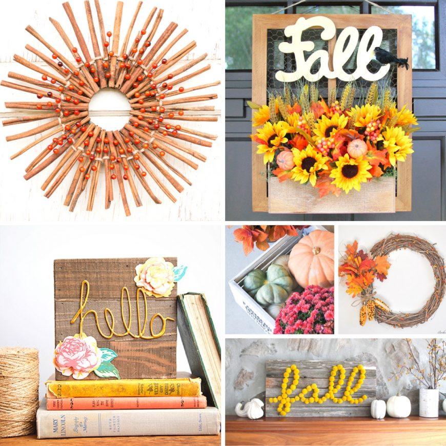 Creative Diy Fall Craft Ideas Babies Blog