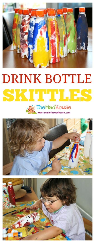 drink bottle skittles