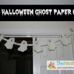 Boo – our Halloween ghosts