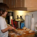 Cooking with Children – Tarka Dal and Naan Bread