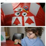 Easy Christmas Cards for Children