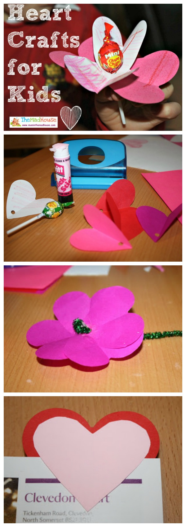 simple heart crafts for kids