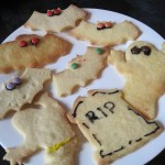 Cooking with Children – Halloween Cakes and Biscuits