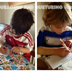 Encouraging Writing in Boys