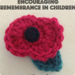 Encouraging remembrance in Children