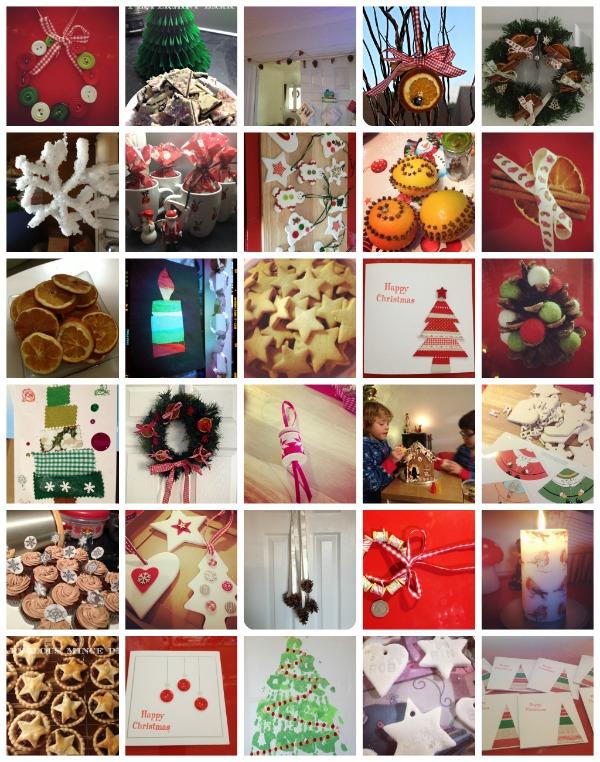 homemade christmas TMH