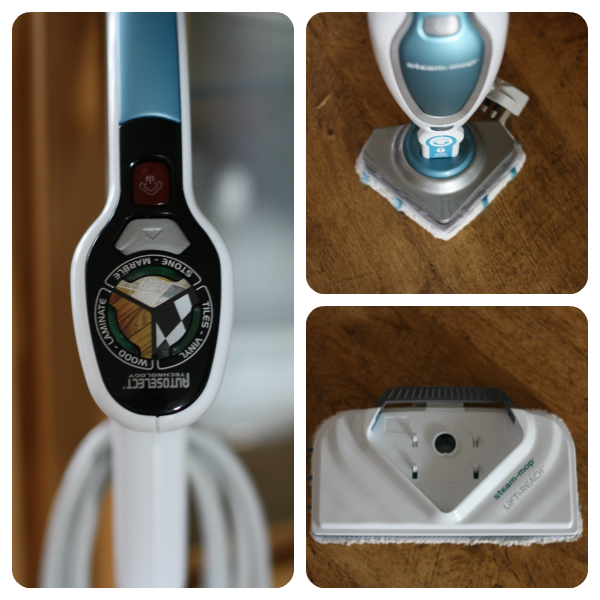 Black And Decker 1630 Steam Mop.Black And Decker Steam Mop Review Mum In The Madhouse