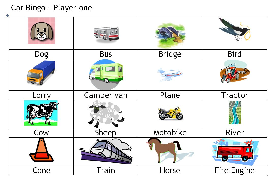 picture relating to Travel Bingo Printable identified as Drive Bingo - A distinction of Eye Spy - Mum Inside of The Madhouse