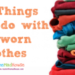 5 things to do with outgrown clothes