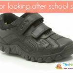 Top tips for looking after school shoes
