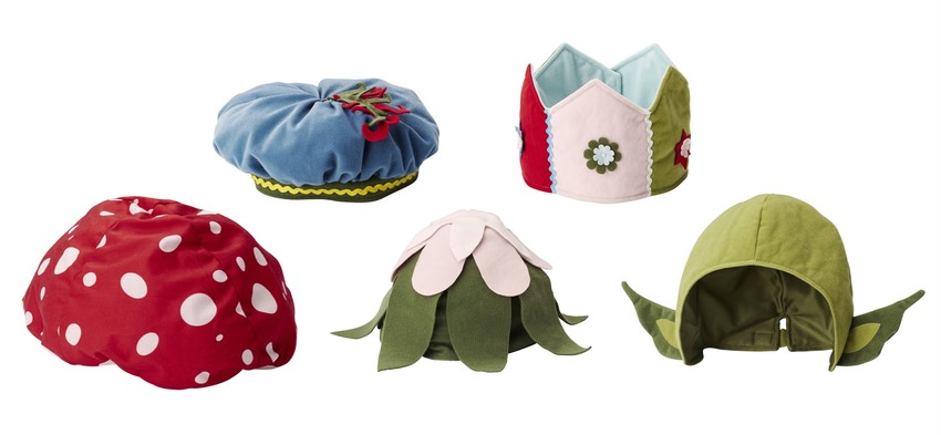 RS60891_12. IKEA children's hats RRP £3-scr
