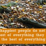 21 days of gratitude – Choose Happiness