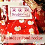 Reindeer Food Tutorial and Free tag roundup
