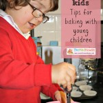 Kids in the kitchen.  My top tips for baking with boys!