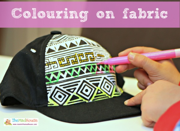 colouring hats