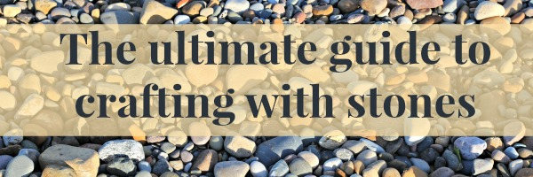 crafting with stones