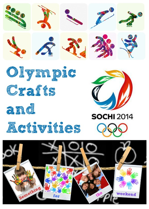 olympic crafts and activities