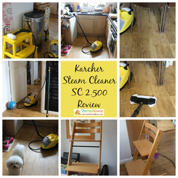 Steam cleaner Collage