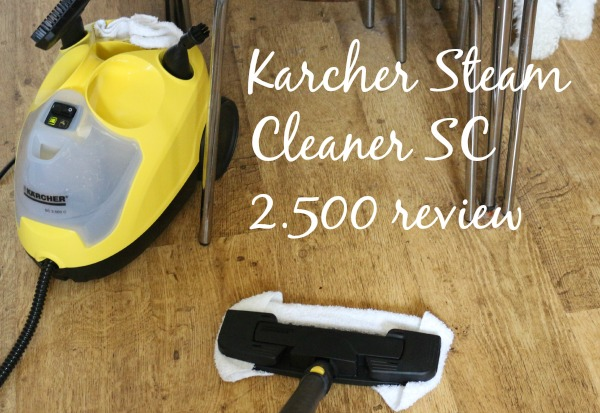 karcher steam cleaner review