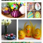 Easter Egg Craft ideas – Something for the weekend