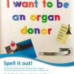 Why I want to be an organ donor