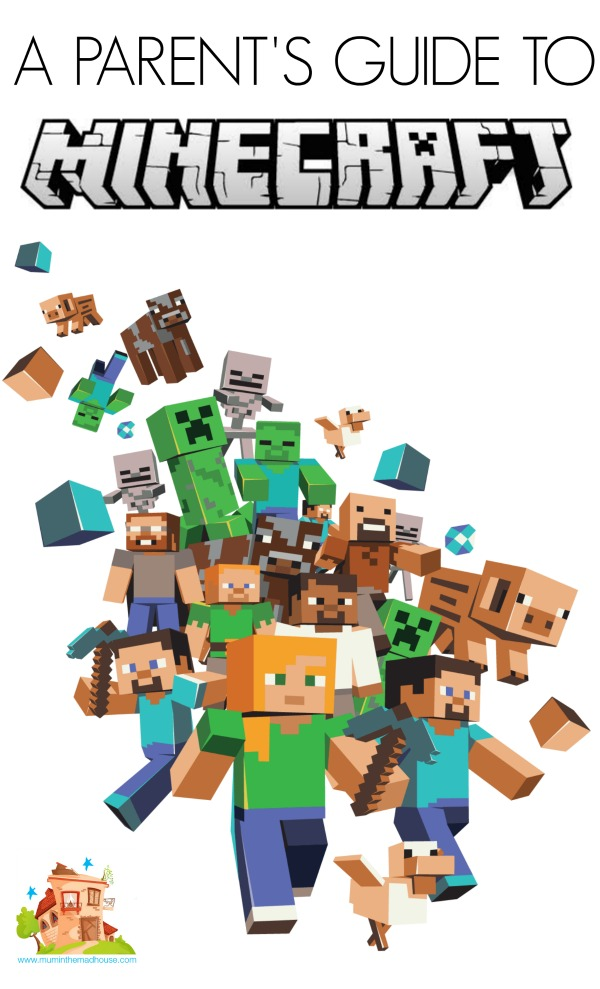 a parents guide to minecraft