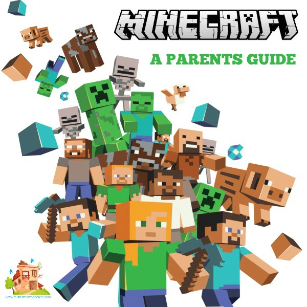 a parents guide to minecraft square