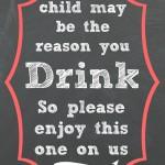 reasons teachers drink
