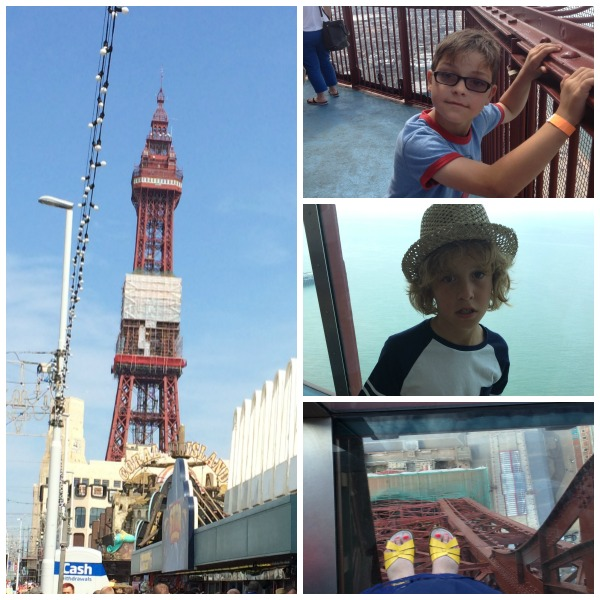 Blackpool Tower Eye