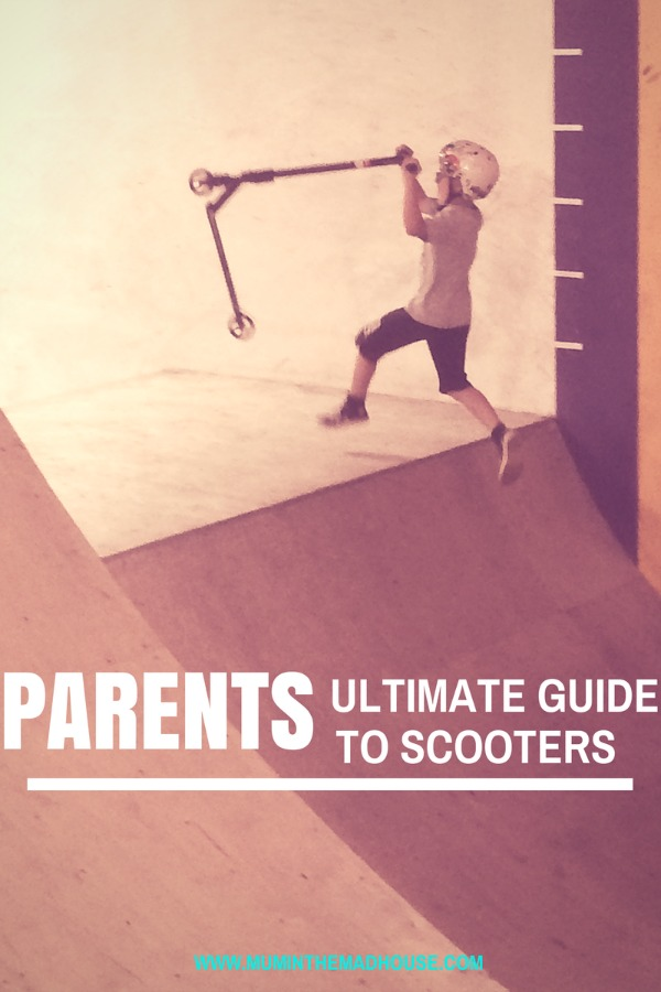 parents ultimate guide to scooters