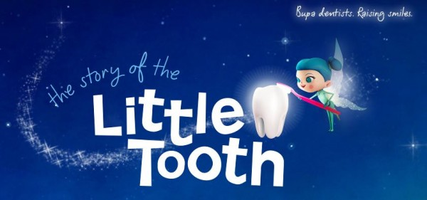 the story of the little tooth