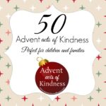 An Alternative Advent Calendar – Acts of Kindness by kids