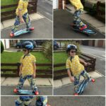 Electra Skateboard review and giveaway