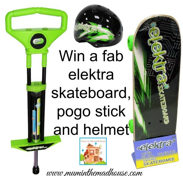 Skateboard win