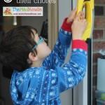9 Ways to encourage your kids to do chores
