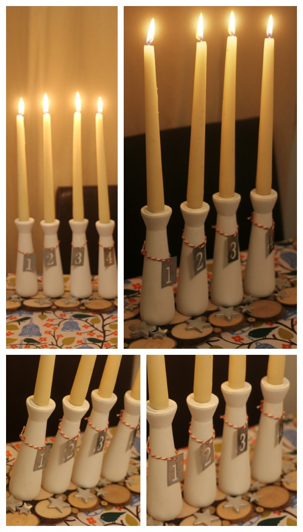 candles advent