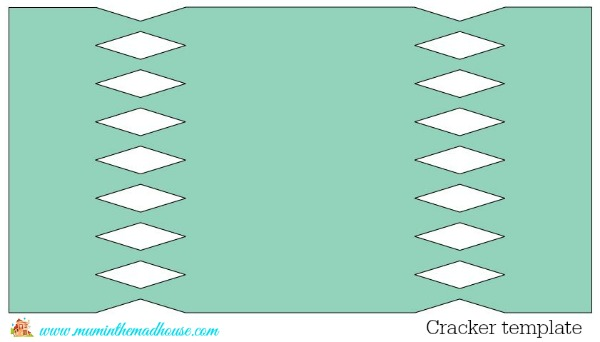 Make your own christmas crackers mum in the madhouse how to make christmas crackers solutioingenieria Choice Image