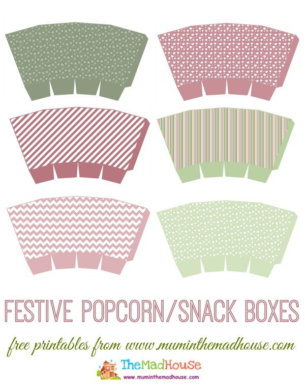photograph regarding Printable Popcorn Boxes identify Motion pictures, Festive Popcorn and Festive Popcorn packing containers -#Spon