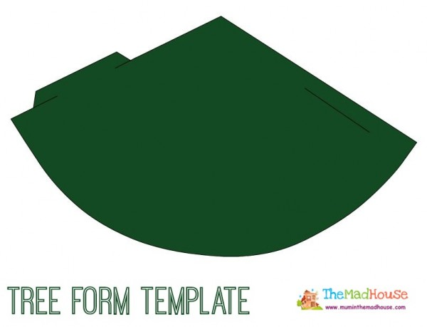 tree form template