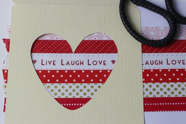 washi heart cards 1