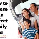 Choosing the perfect family car