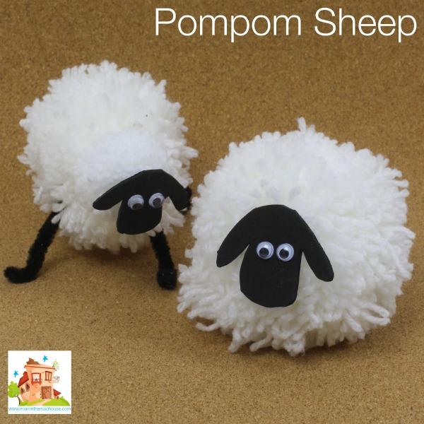 Pompom sheep facebook