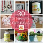 30 Frugal Mother's Day Gifts – #FabulouslyFrugal 07/03