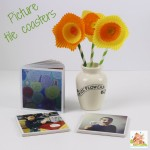 How to make picture tile coasters