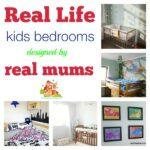 Real kids bedrooms designed by regular Mums'