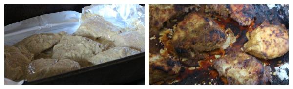 Tandoori chicken tray bake 4