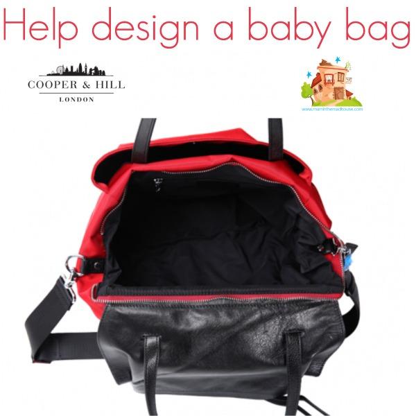 design a baby bag
