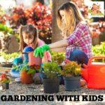 Encouraging kids to garden