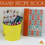 Create a family cookbook with the kids