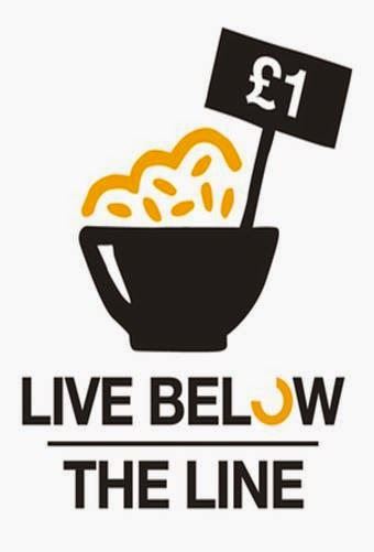 live below the line
